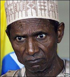 President Umaru Yar Adua